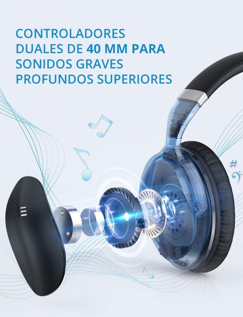 MPOW H5 CALIDA DE SONIDO ES